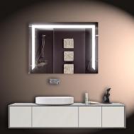 Зеркало Sunlight с LED подсветкой 800х600 мм (Sun-35)