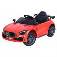 Детский електромобиль Mercedes BBH011 42300124 колеса EVA лицензионный Красный