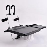 Розкладний стіл HOCO DH03 для автомобіля Чорний