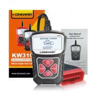 Автосканер OBD2 Konnwei KW310