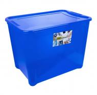 Контейнер Ал-Пластик Easy box 70 л Синій (MAP-71917)