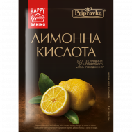 Лимонна кислота ТМ Приправка 100 г