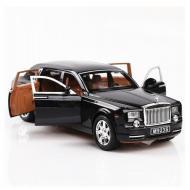 Машинка ТК Union Group Роллс Ройс металева колекційна Чорний (058004)