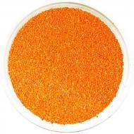 Цветной песок для декора муравьиной фермы Формикария Оранжевый
