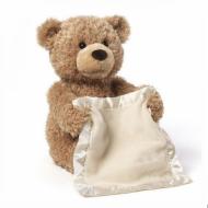 Игрушка детская интерактивная Мишка Peekaboo Bear Brown