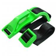 Адаптер на ремень безопасности для беременных Seat Belt For Pregnant women универсальный ADP-02 Зеленый