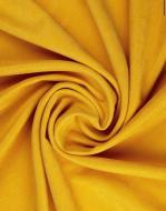 Ткань для штор Ann-Tailor микровелюр 100 см Желтый (344)