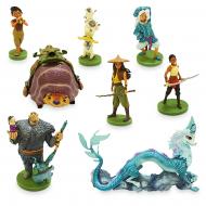 Набор фигурок Disney Райя и последний дракон