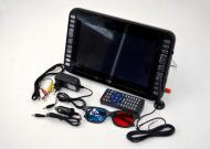 """Автомобільний телевізор DVD LS 105T з тюнером DVB-T2 екран 11"""""""
