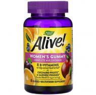 Витамины для женщин Nature's Way Alive! Women's Gummy Vitamins 60 жевательных конфет (1187351355)