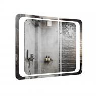 Зеркало с LED-подсветкой StekloNova Орла 800х600 мм
