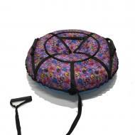 Надувные санки-ватрушка Kospa 100 см Комикс (042)