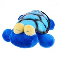Нічник-проектор UKC Зоряна морська черепашка Snail Twilight з USB-кабелем Blue