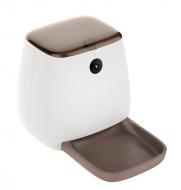 Автоматична розумна кормушка PET PETRUST PP001W V5-C з камерою для котів та собак