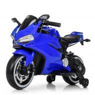 Мотоцикл Bambi M 4104EL- 4 Blue