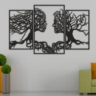 Декор настенный WHICH.BLACK D13 150х90 см дерево