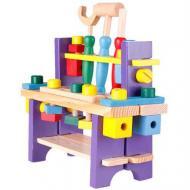 Ігровий набір cтіл з інструментами з дерева (LS8030)