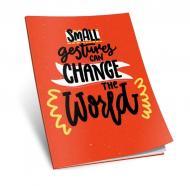 Блокнот Ранок Change the world (MKC-350968)