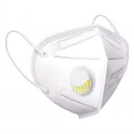 Респіратор-маска захисна Medicalspan FFP3 KN95 з клапаном