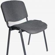 Стілець офісний АНТ ИЗО сидіння тканина Чорний (и1567)