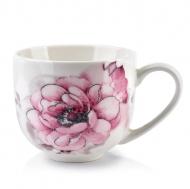 Комплект чашек фарфоровых Flora Ellie 380 мл 6 шт. (30120)