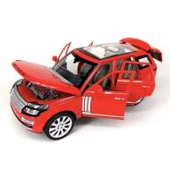 Колекційна машинка-моделька ТК Union Group Range Rover металева Червоний (59090)