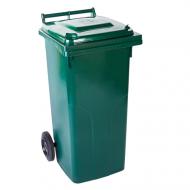 Контейнеры для мусора Алеана для ТБО 120 л Зеленый
