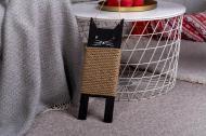 Когтеточка Pets Lounge Cat 45х15 см Black