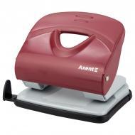 Дырокол Axent Exakt-2 до 30 листов Красный (3930-06-A)