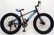 Гірський велосипед S800 HAMMER EXTRIME Фет Байк Синій