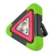 Багатофункційний ліхтар-прожектор Hurry Bolt з аварійним підсвічуванням АКБ Green (O145)