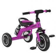 Детский велосипед Turbotrike Гномик трехколесный Фиолетовый