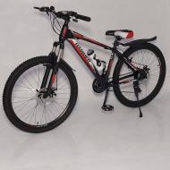Гірський велосипед із заниженою рамою HAMMERBLAST-NEW S300 Найнер 29 дюймів Червоний