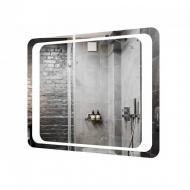 Led дзеркало DecorLed з підсвіткою у ванну кімнату 800x600 (ZSD-046)