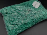 Резинки для денег 15х1,2х1,2 мм 9309 шт Зеленый (RZ-013-2)