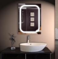 Зеркало Sunlight с LED подсветкой 600х800 мм (Sun-11)