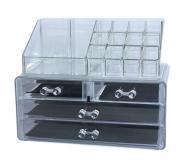 Органайзер акриловый Cosmetic Storage Box для косметики (R0045)