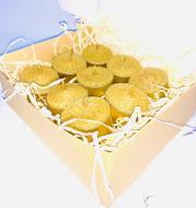Набор чайных восковых свечей из вощины BeesWax Таблетка 9 шт. (964)