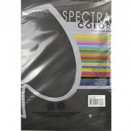 Бумага высокой плотности Speсtra Color А4 250 листов 160 г/м2 Черный (14-4-258)