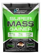 Гейнер високобілковий Powerful Proress Super Mass Gainer 1 кг Тірамісу (08198-10)