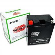 Мото акумулятор Outdo 12 Ah YB12A-BS MF (FA)/(8х) HCOMF-12-0