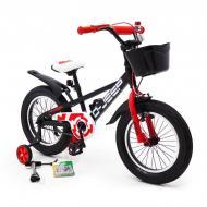 Велосипед детский Hummer D-JEEP 16 дюймов от 5 лет Черный