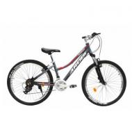 """Велосипед Ardis Florida 26"""" рама-14"""" Al Grey/Red (0195)"""