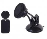 Тримач мобільного телефону PULSO UH-2022BK магнітний на присоску (UH-2022BK)
