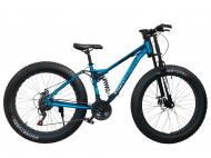"""Велосипед TopRider 620 26х4"""" Синий"""