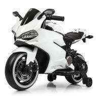 Мотоцикл Bambi M 4104EL-1 White
