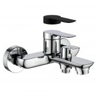 Змішувач для ванни VOLLE Libra 15202100 настінний Хром (60098)