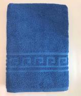 Полотенце махровое 70х140 см 400 г/м2 Синий