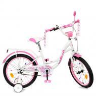 "Велосипед Profi 18"" Butterfly Y1825-1 White/Pink"