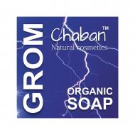 Мило чоловіче натуральне органічне Chaban Grom